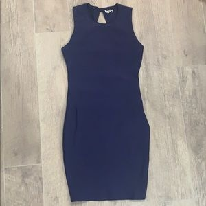 Stella Luce Navy Blue Fitted Dress 💙